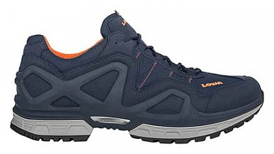 Boty LOWA GORGON GTX navy/orange