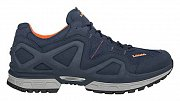 Boty LOWA GORGON GTX navy/orange UK 7