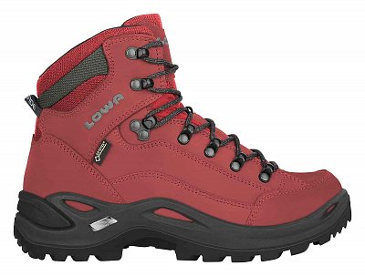 LOWA RENEGADE GTX MID Ws chili UK 5,5