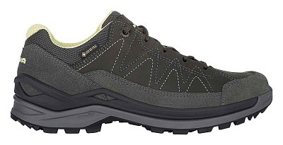 LOWA TORO EVO GTX LO Ls anthracite/mint UK 7