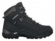 LOWA RENEGADE GTX MID WIDE deep black UK 9