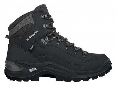 LOWA RENEGADE GTX MID deep black UK 10,5