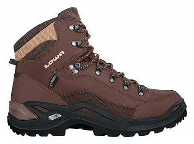 LOWA RENEGADE GTX MID espresso/brown UK 9