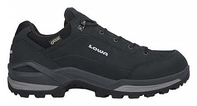 LOWA RENEGADE GTX LO black UK 7