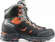 Trekové boty LOWA CAMINO GTX black/orange  UK 8